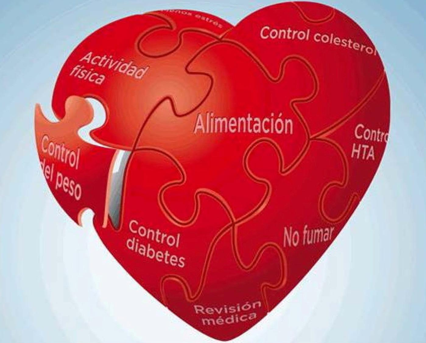 Resultado de imagen para Hábitos saludables disminuyen riesgo de enfermedades cardiovasculares